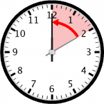 Image showing the time change
