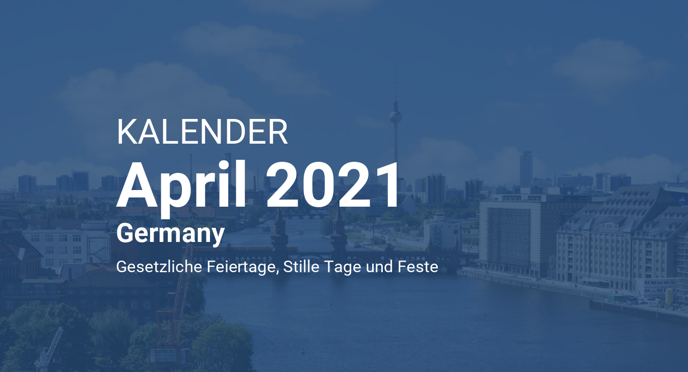Events Berlin April 2021
