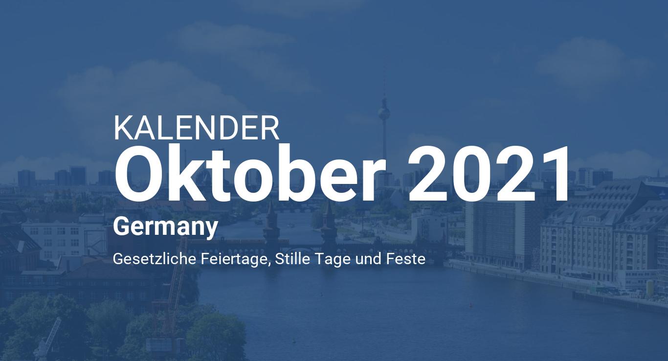 Berlin Oktober 2021