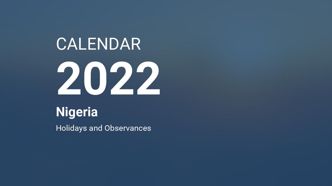 2022 Calendar Wallpaper.Year 2022 Calendar Nigeria