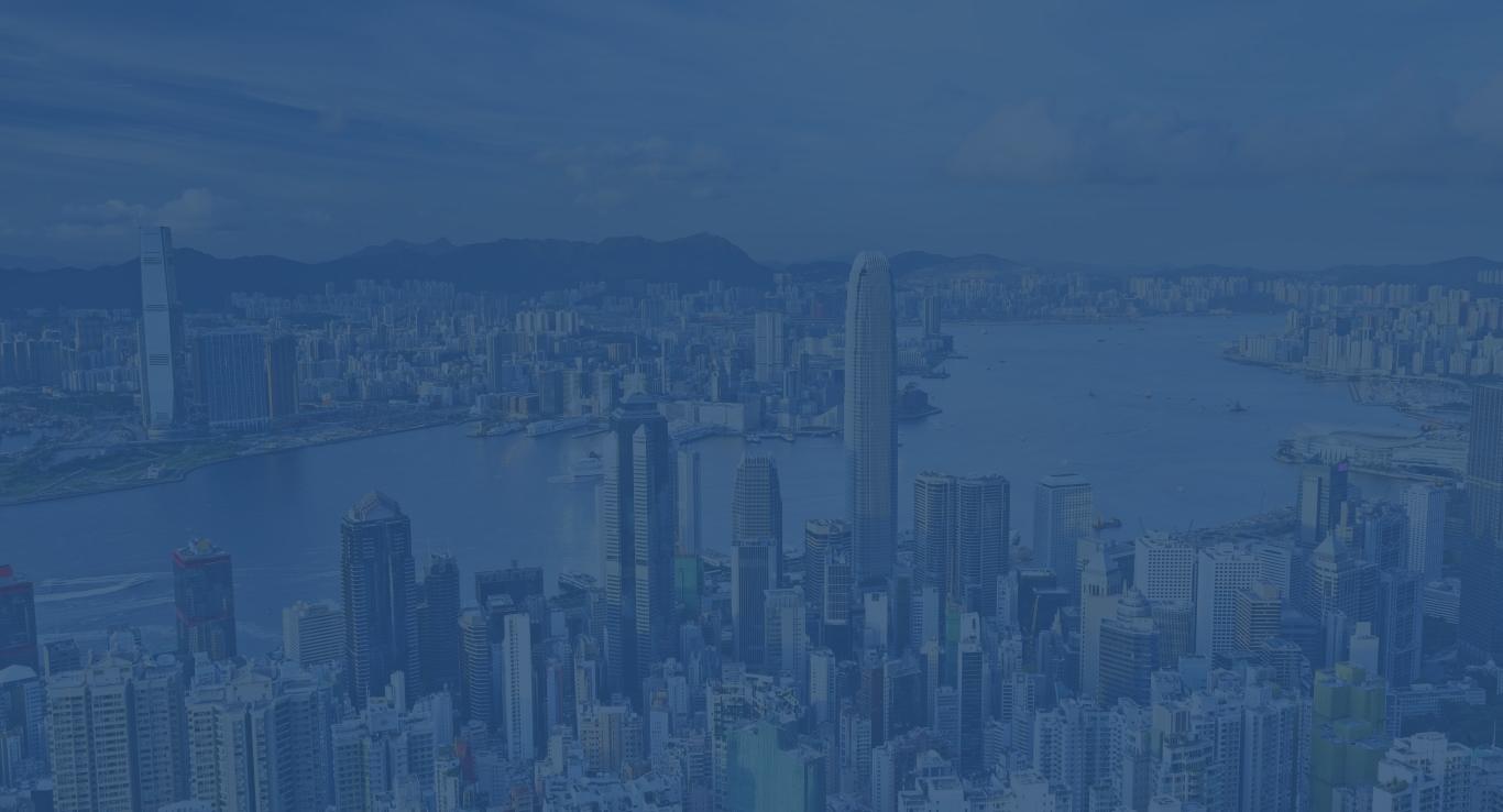 Year 2020 Calendar – Hong Kong