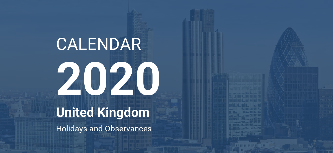 year 2020 calendar united kingdom year 2020 calendar united kingdom