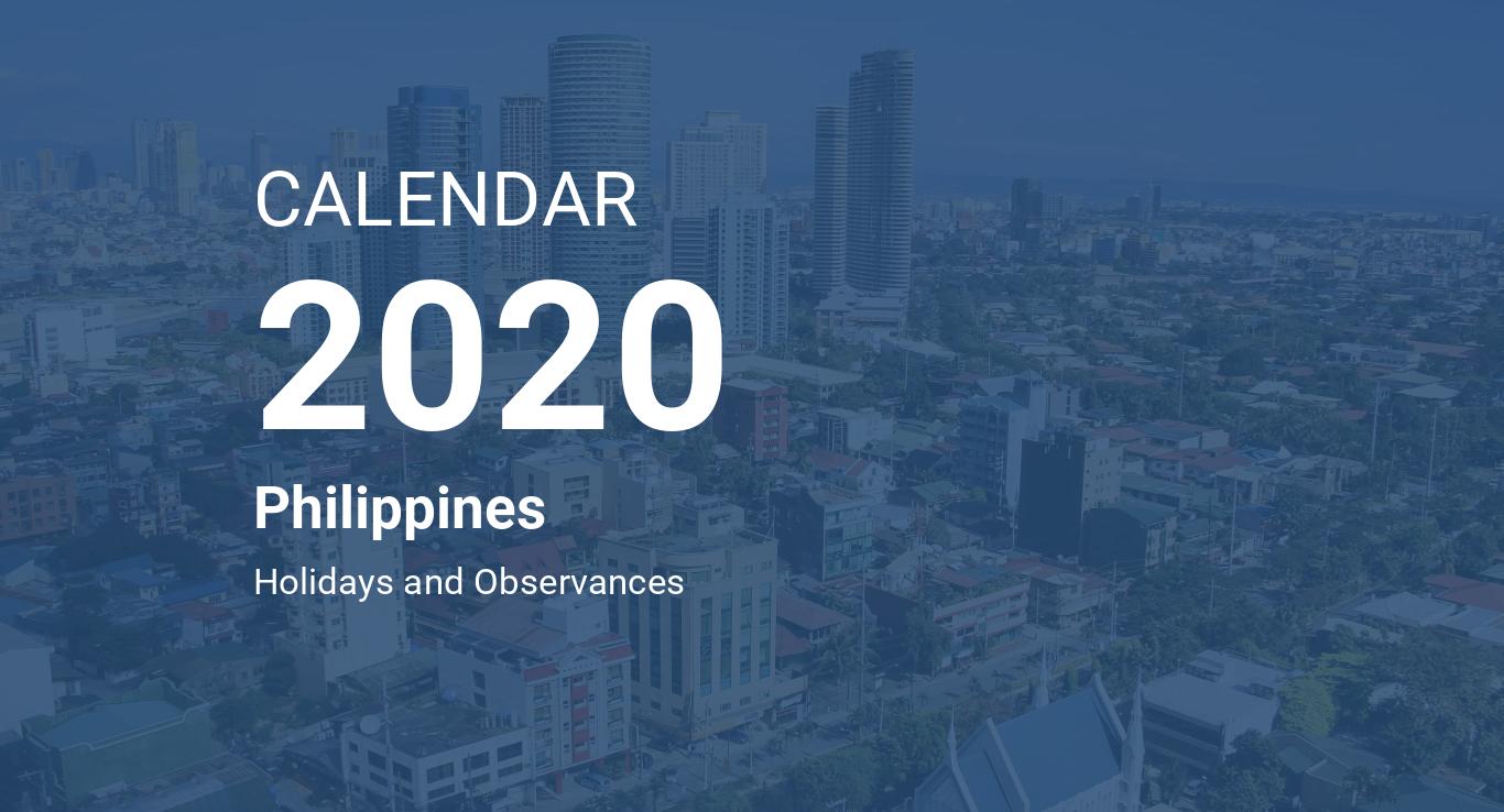 Mini Calendario 2020 Png.Year 2020 Calendar Philippines
