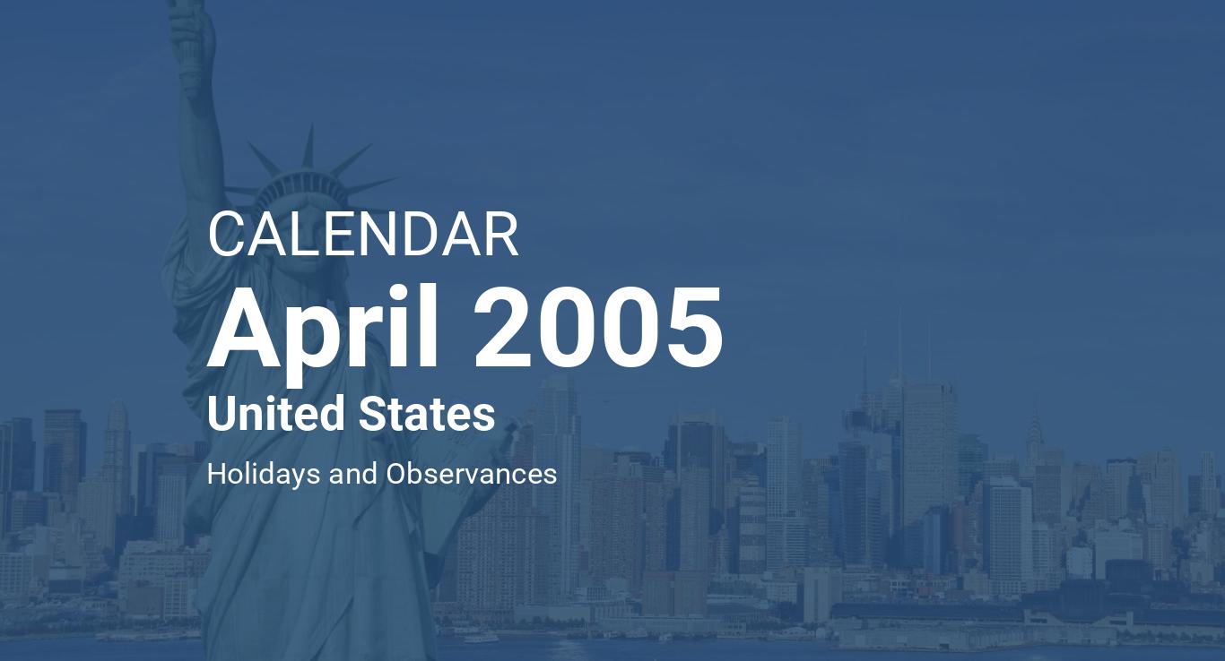 2005 april 1