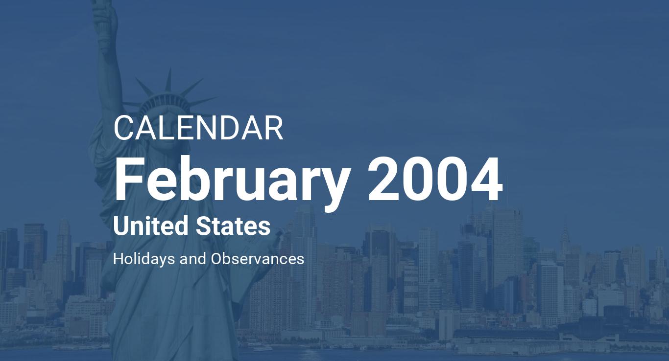 2 february 2004