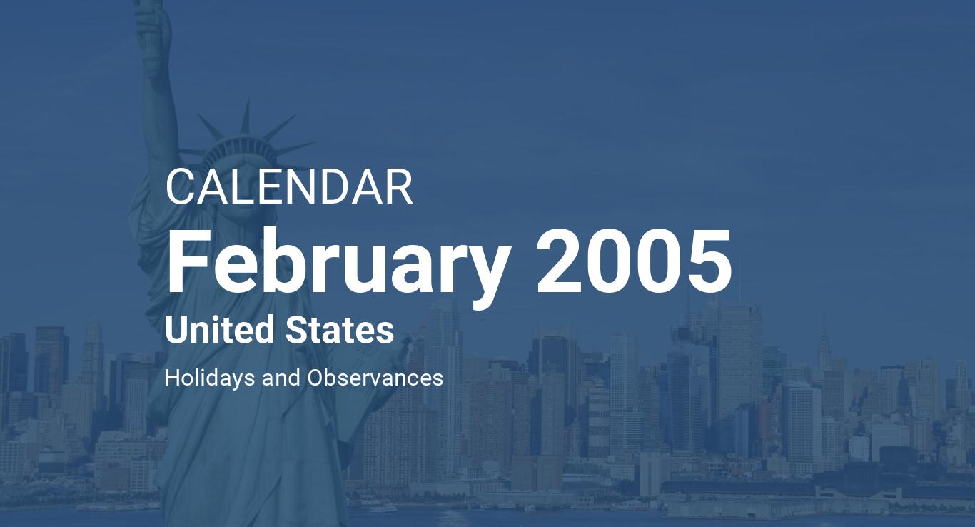 february 6th 2005