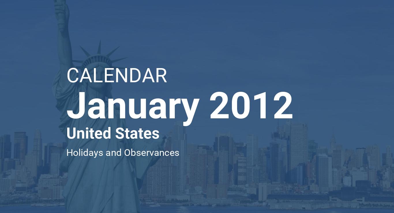 january 14 2012