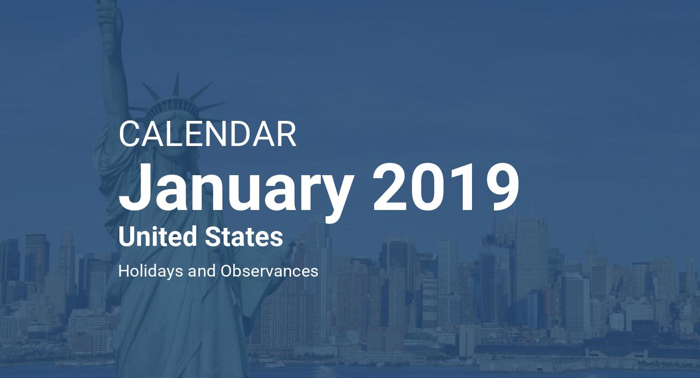 january 1 2019
