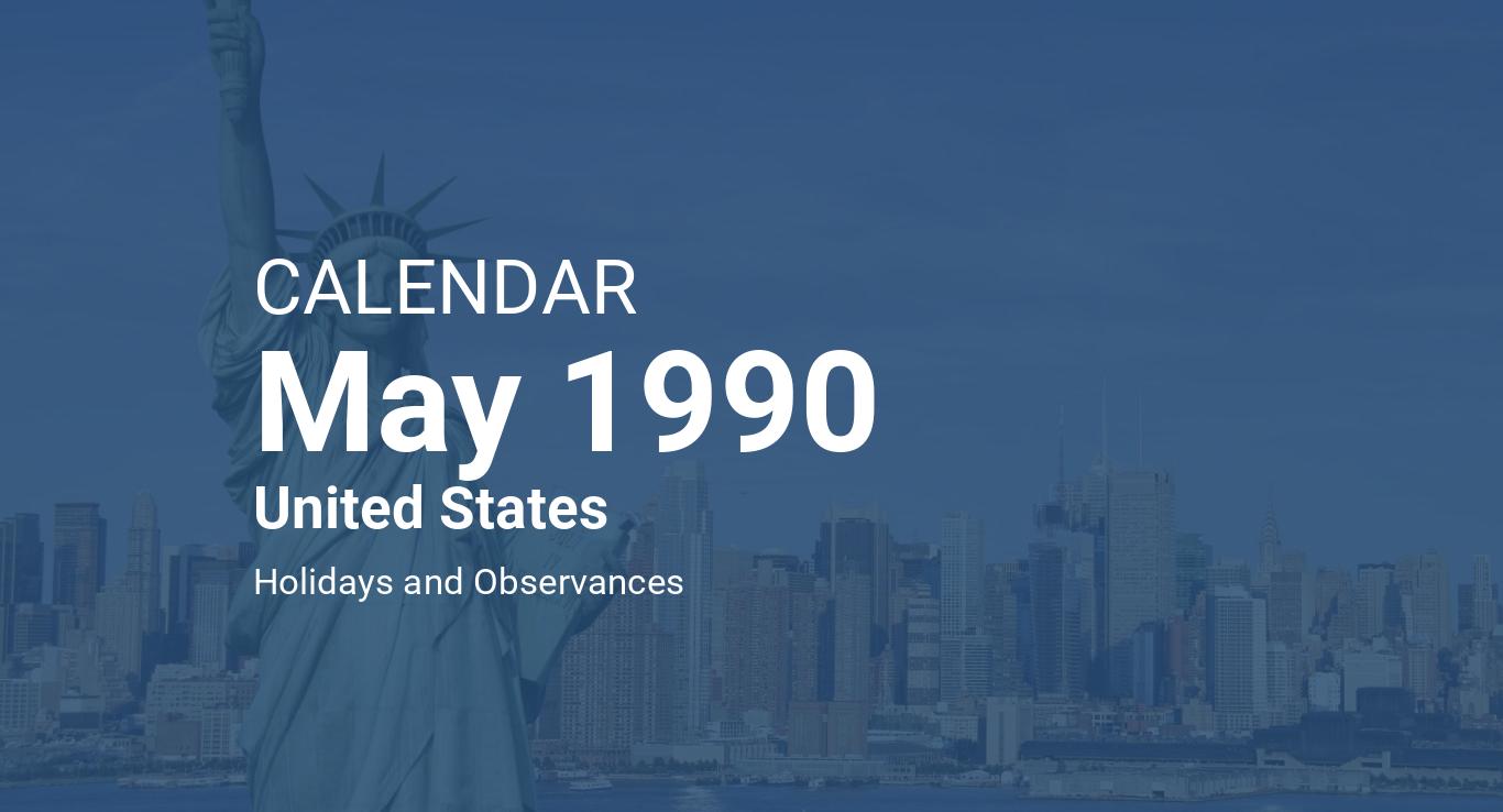 may 4 1990