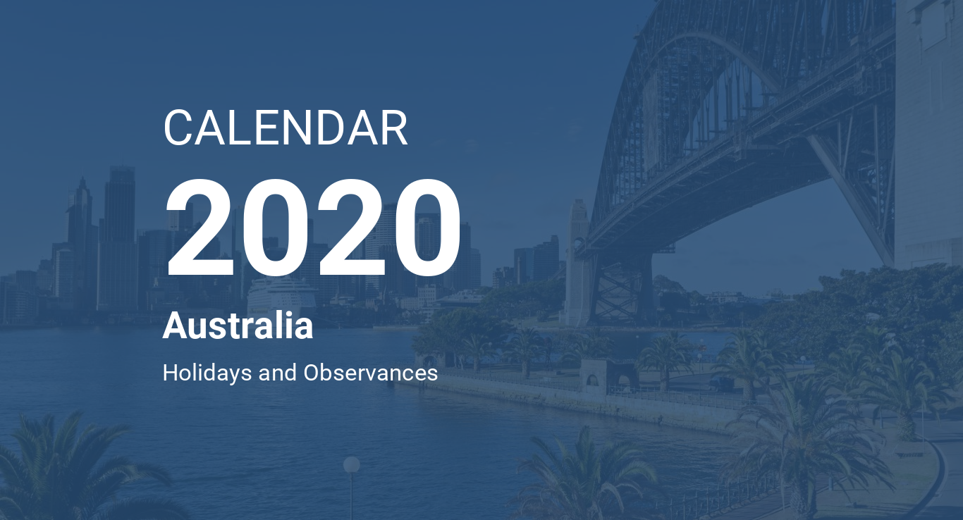 Laing Middle Scool Calendar January 2020 Year 2020 Calendar – Australia