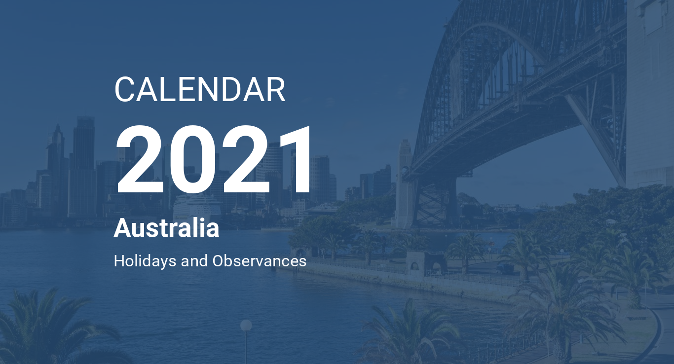 Timeanddate 2021 Calendar Year 2021 Calendar – Australia