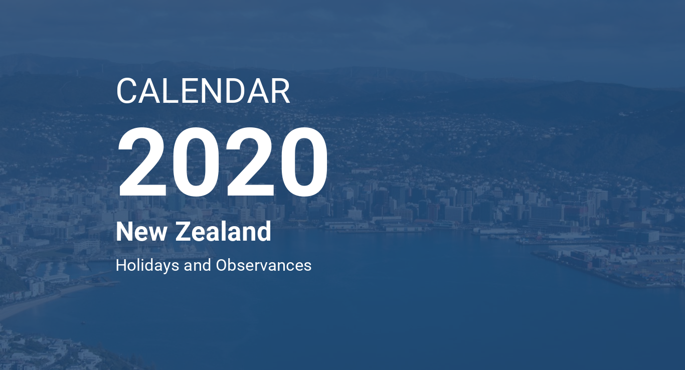 New Moon In March 2020 Year 2020 Calendar – New Zealand
