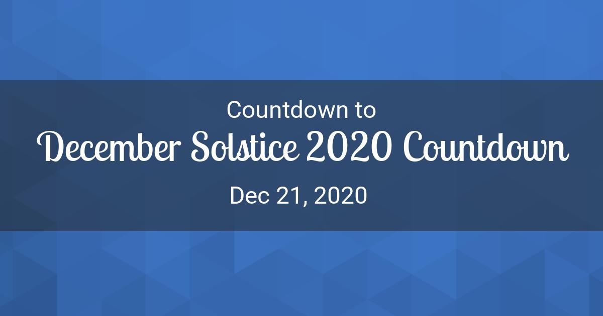 dec 21 2020