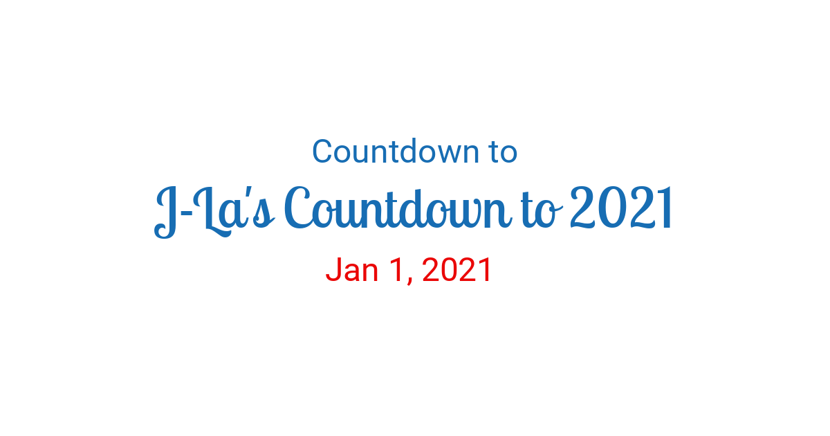 Countdown To New Year 2021 In New York