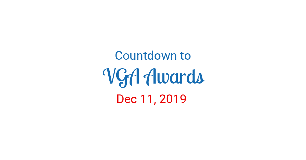 Countdown to Dec 11, 2019 in New York