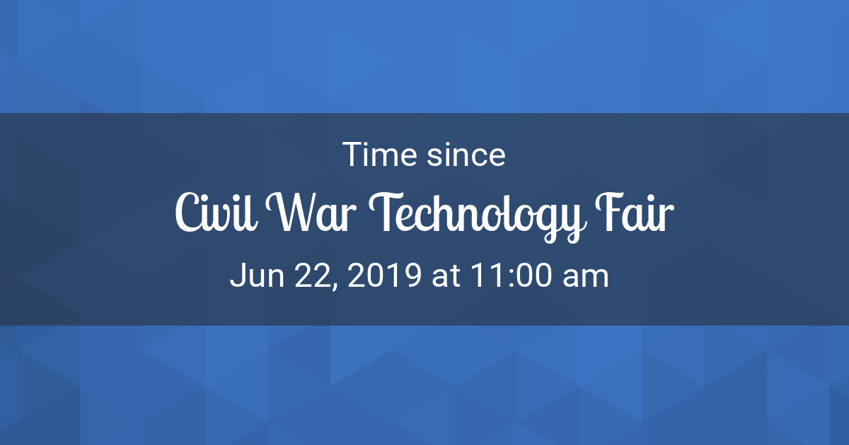 Countdown Timer - Countdown to Jun 22, 2019 11:00 am in New York