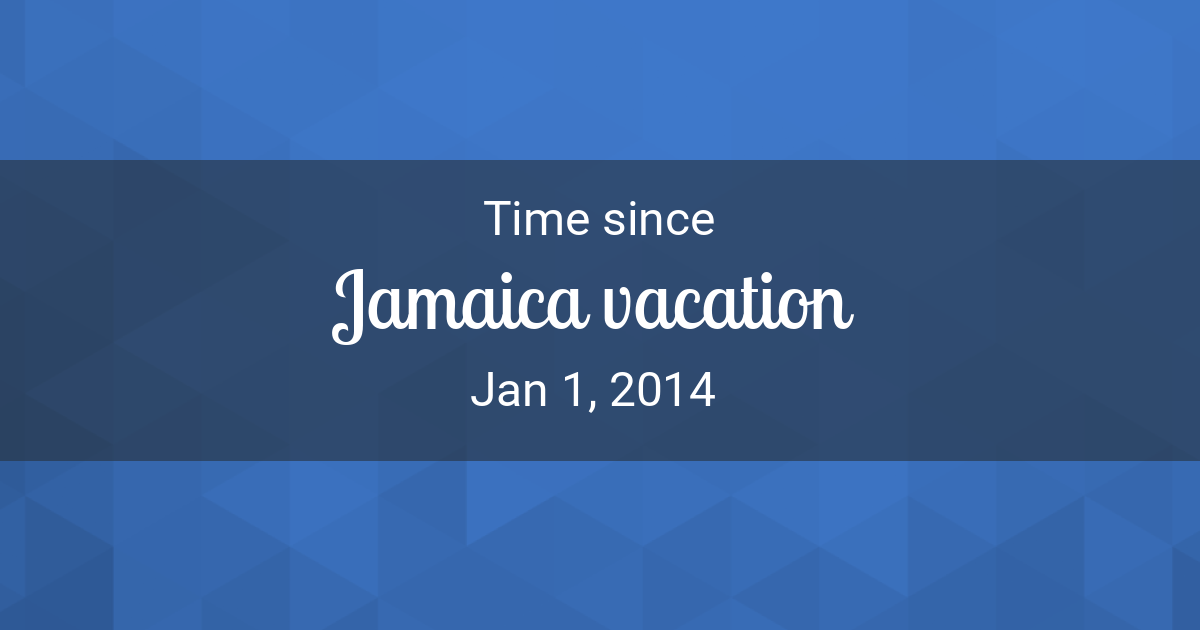 time and date jamaica
