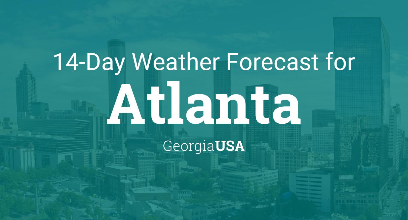 Atlanta Georgia USA Day Weather Forecast - 5 day forecast atlanta georgia