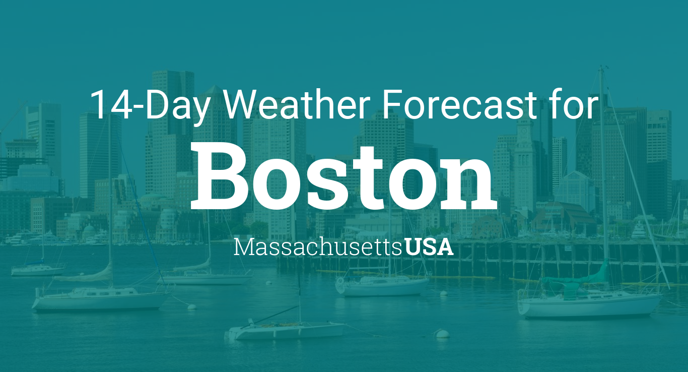 Massachusetts Weather, 5-Day Forecast, And Road Conditions
