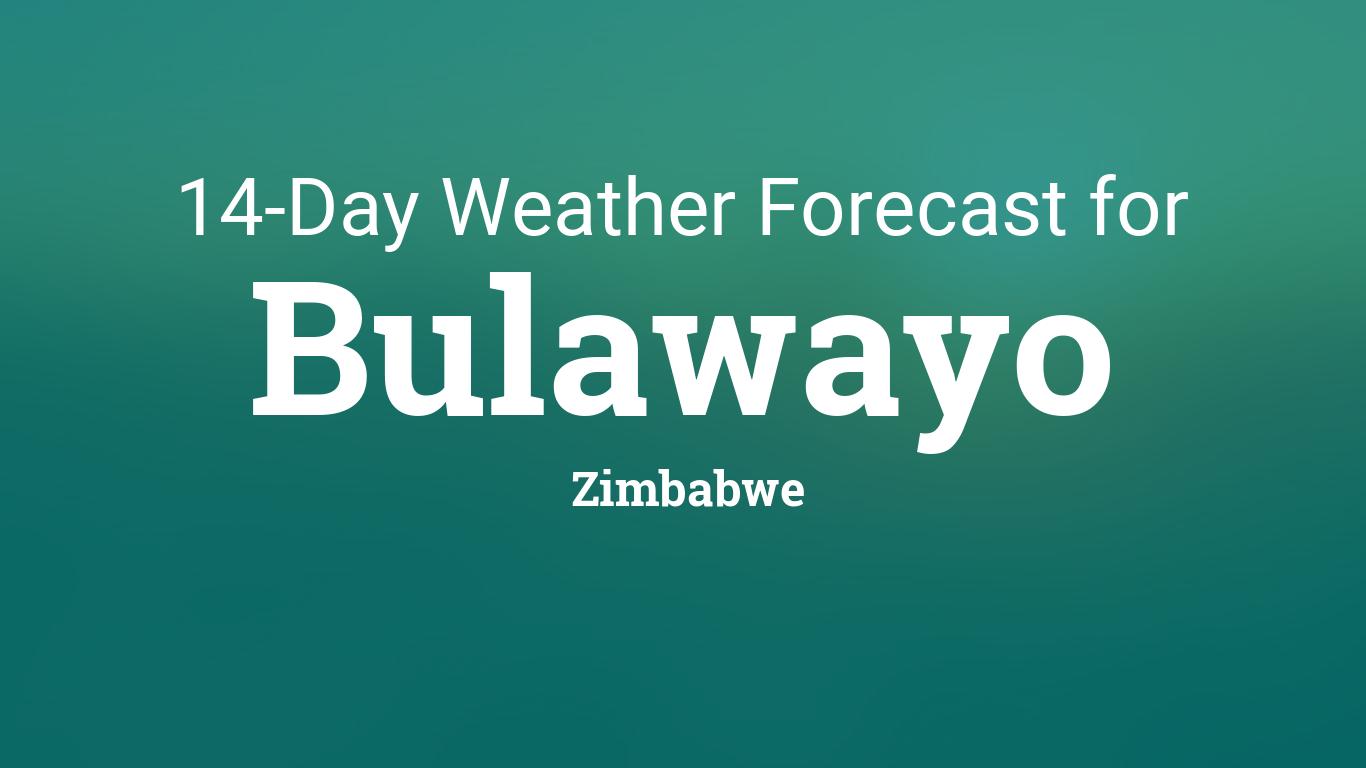 accuweather bulawayo zimbabwe