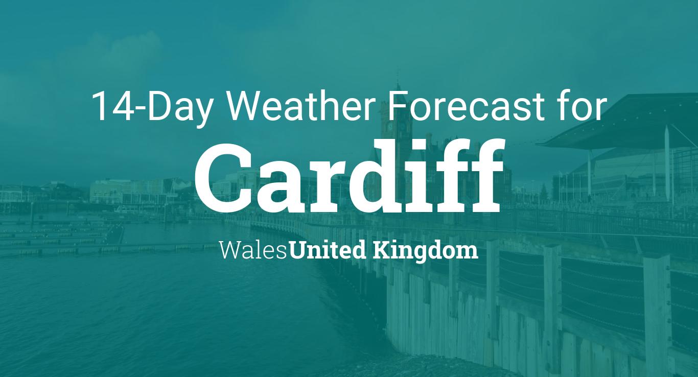 Cardiff, Wales, United Kingdom 14 day weather forecast