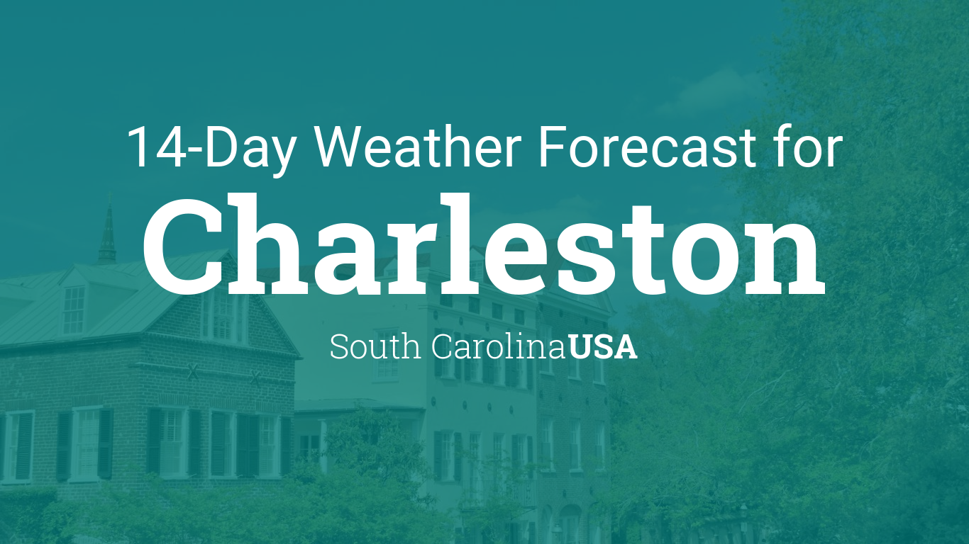 Charleston South Carolina USA  Day Weather Forecast - Us weather map next week