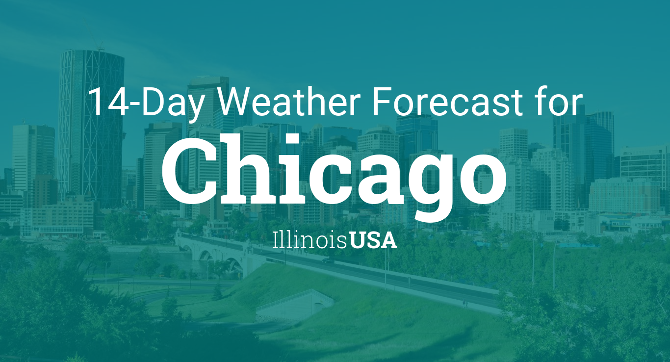 Chicago Illinois USA  Day Weather Forecast - Airport weather map usa
