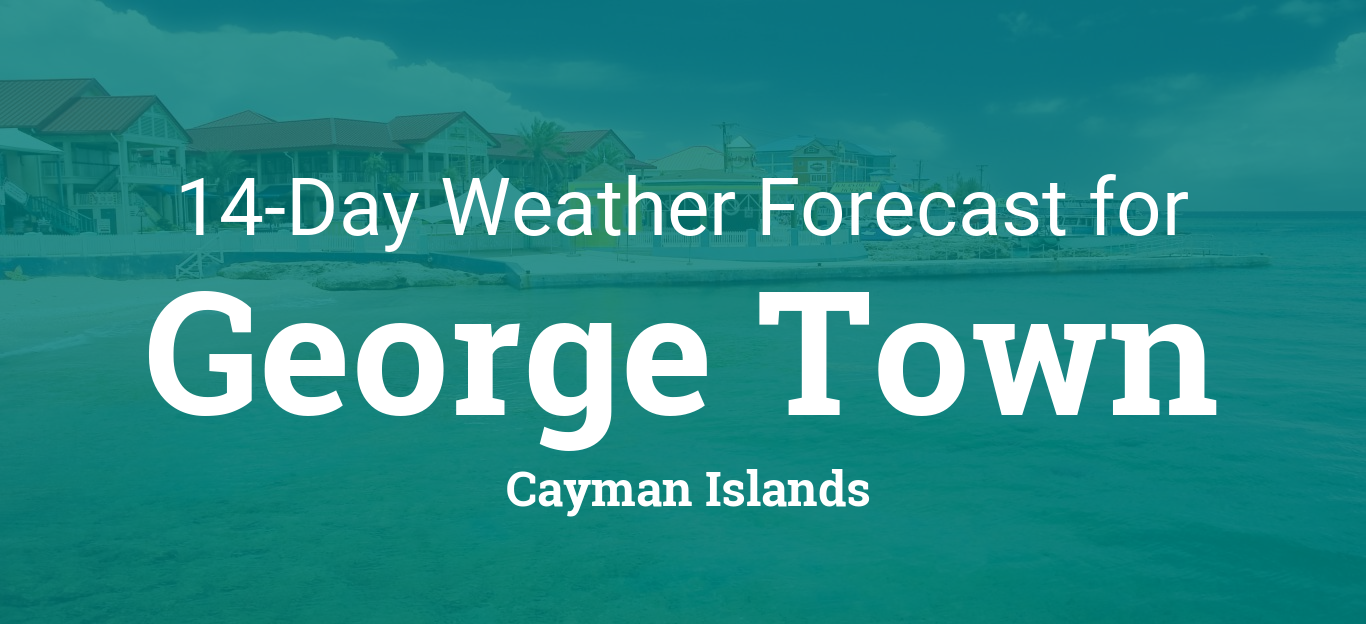 Cayman Islands Monthly Weather