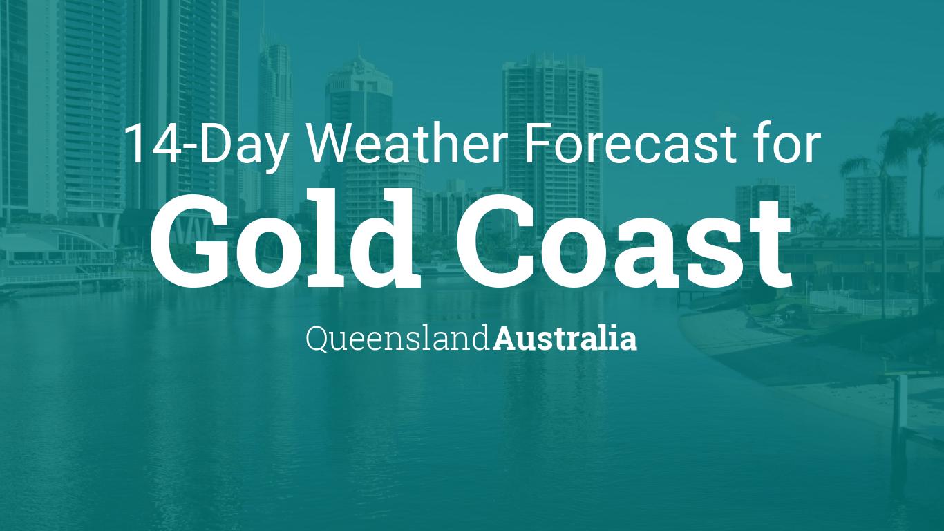 Gold Coast, Queensland, Australia 14 day weather forecast