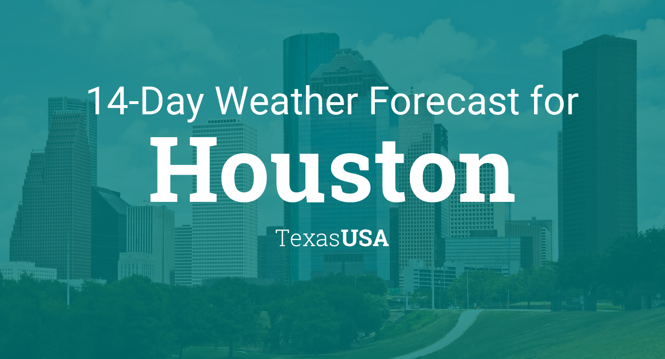 Houston, Texas, USA 14 day weather forecast