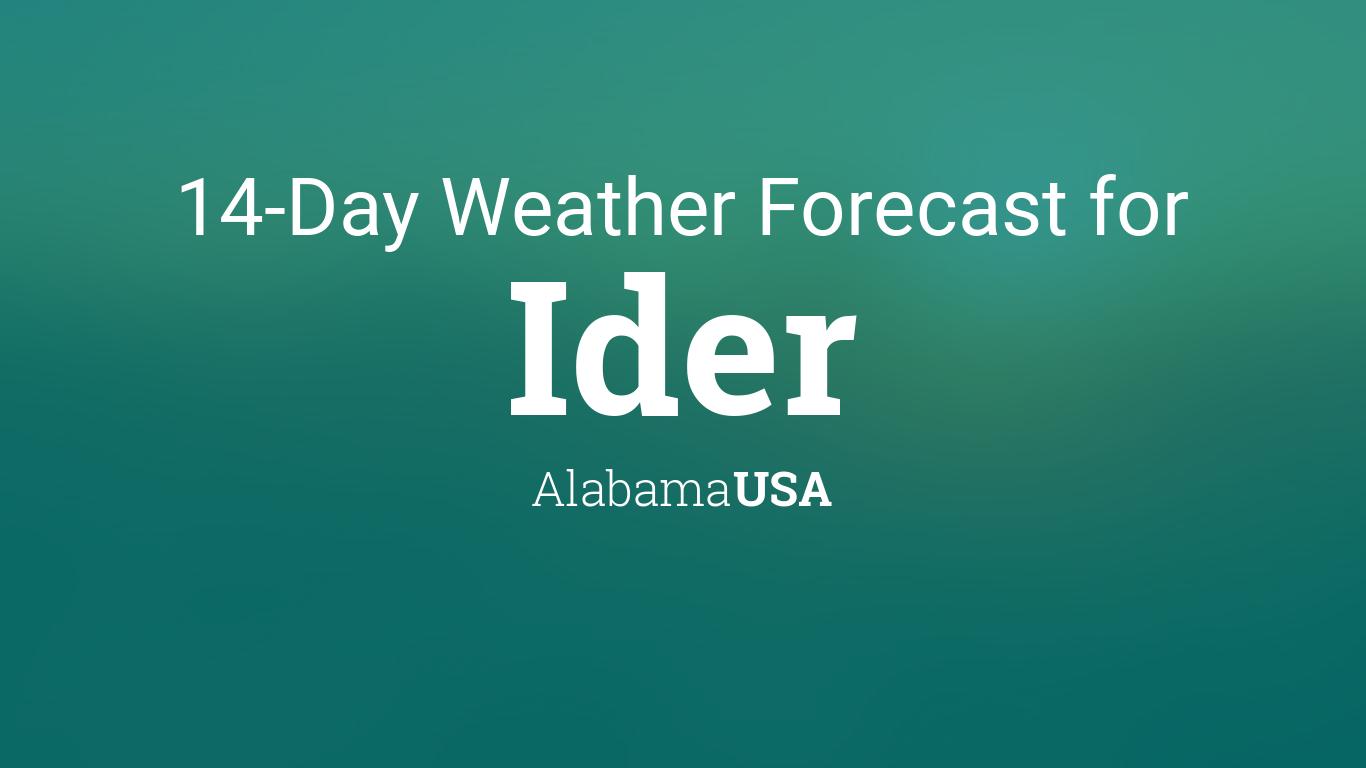 Ider Weather F – Meta Morphoz