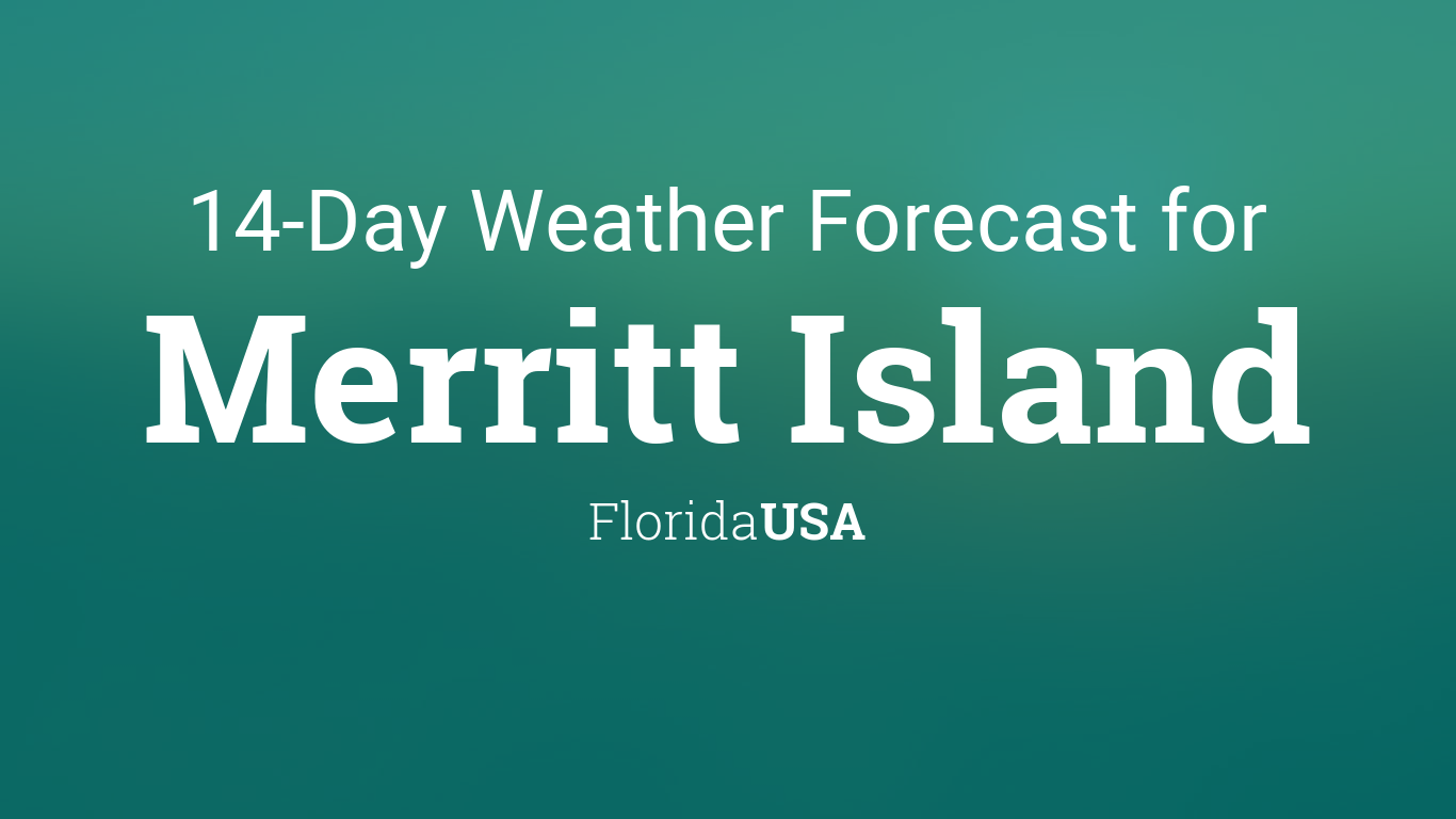 Merritt Island Weather Hour By Hour
