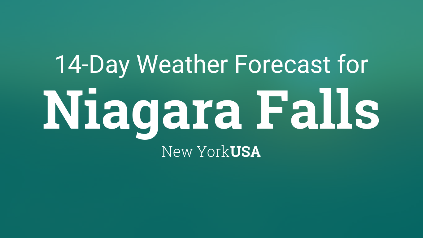 Extended Weather Forecast For Buffalo New York. below 40 degrees ...