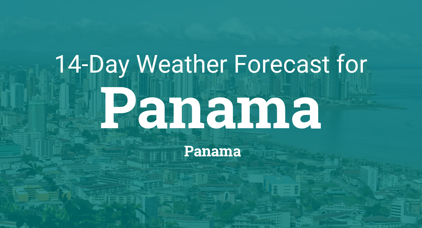 Weather Forecast Panama City Panama  Day