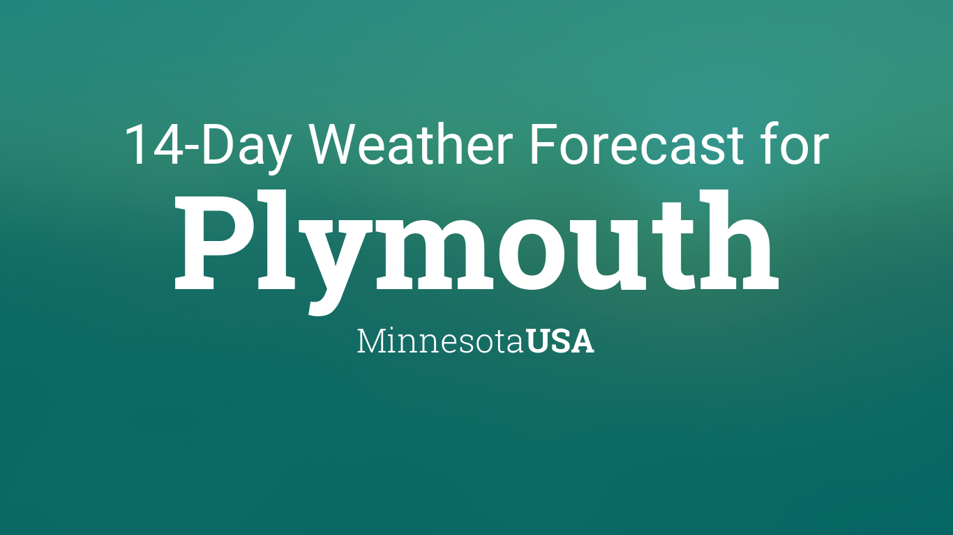 Plymouth, Minnesota, USA 14 day weather forecast