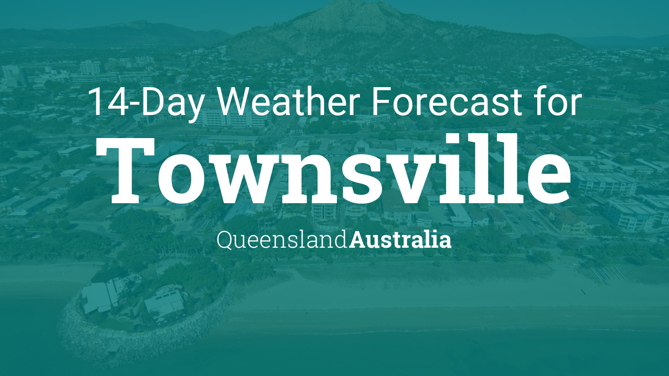 Townsville, Queensland, Australia 14 day weather forecast