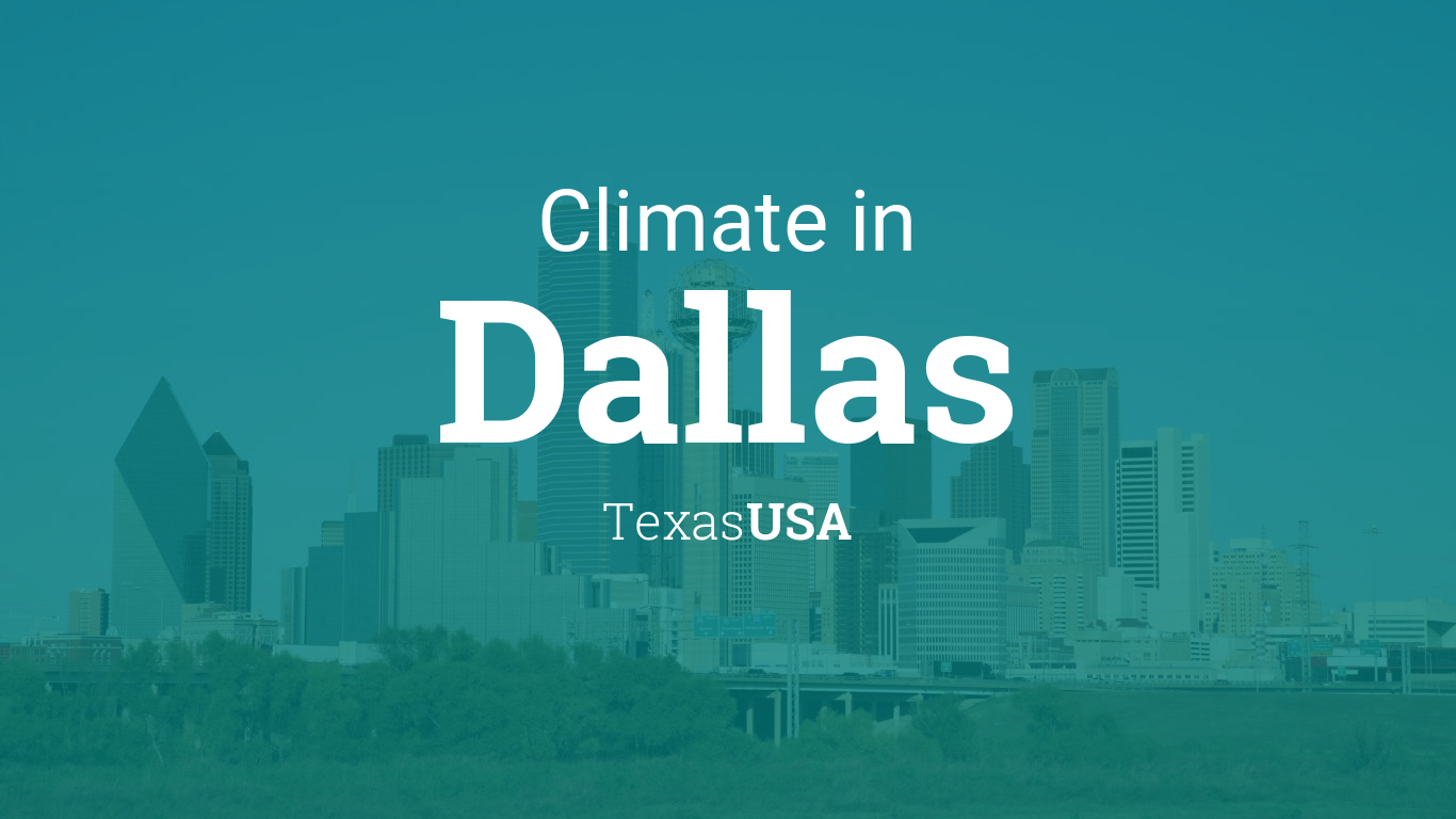 climate weather averages in dallas texas usa. Black Bedroom Furniture Sets. Home Design Ideas