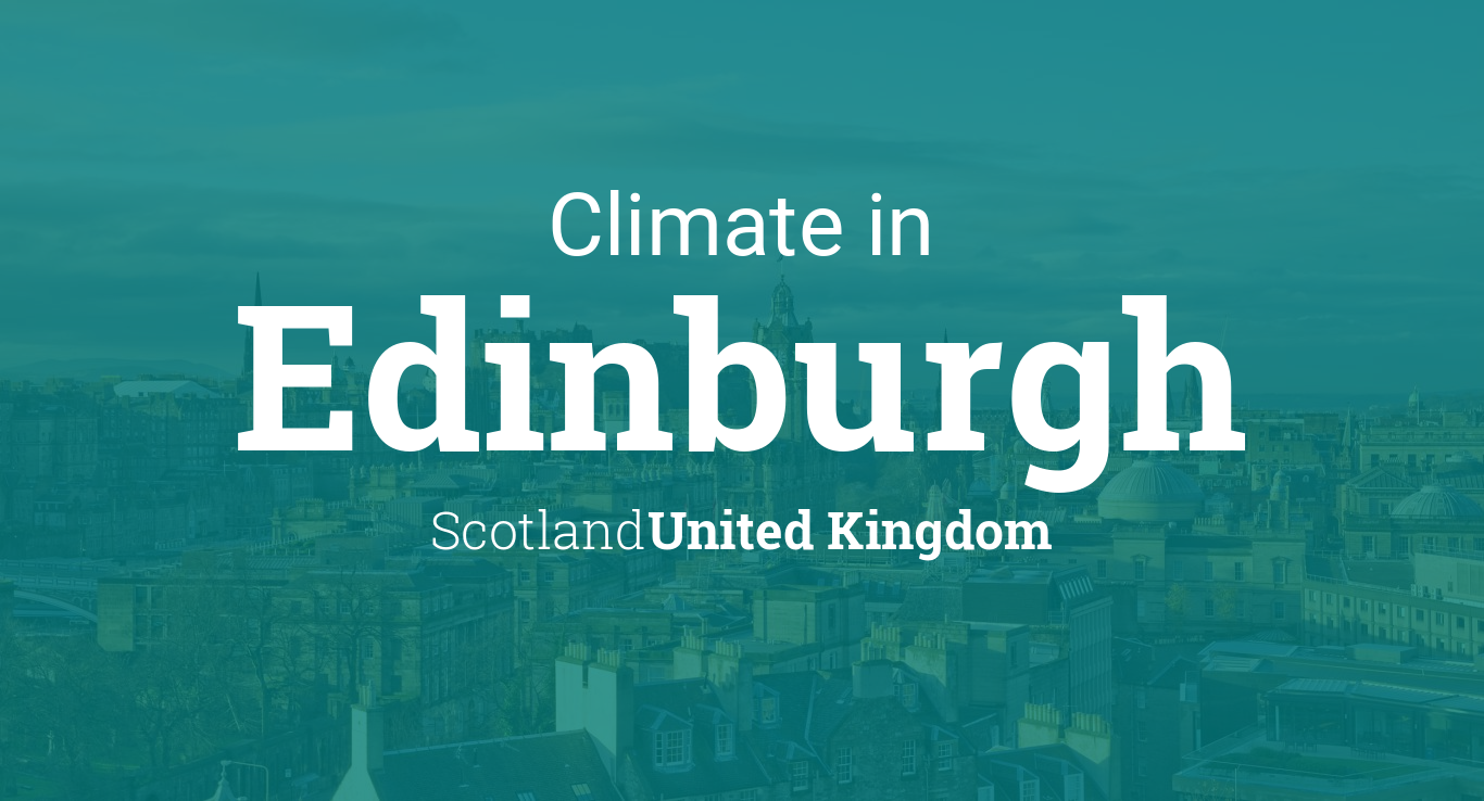 Climate & Weather Averages in Edinburgh, Scotland, United ...