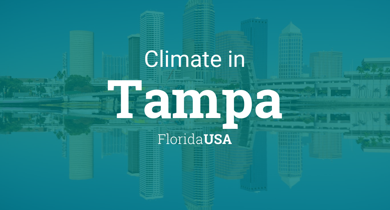 Climate & Weather Averages in Tampa, Florida, USA