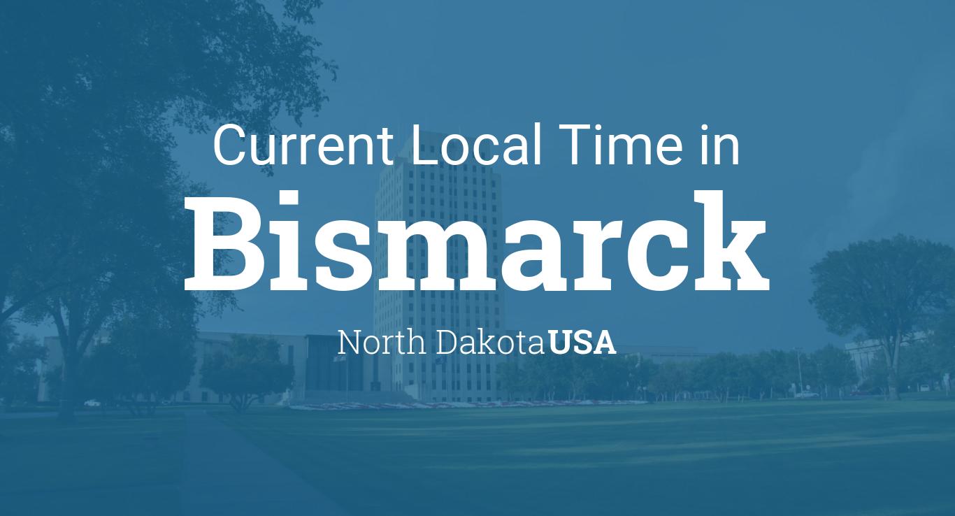 Current Local Time In Bismarck North Dakota USA - Us zip code north dakota