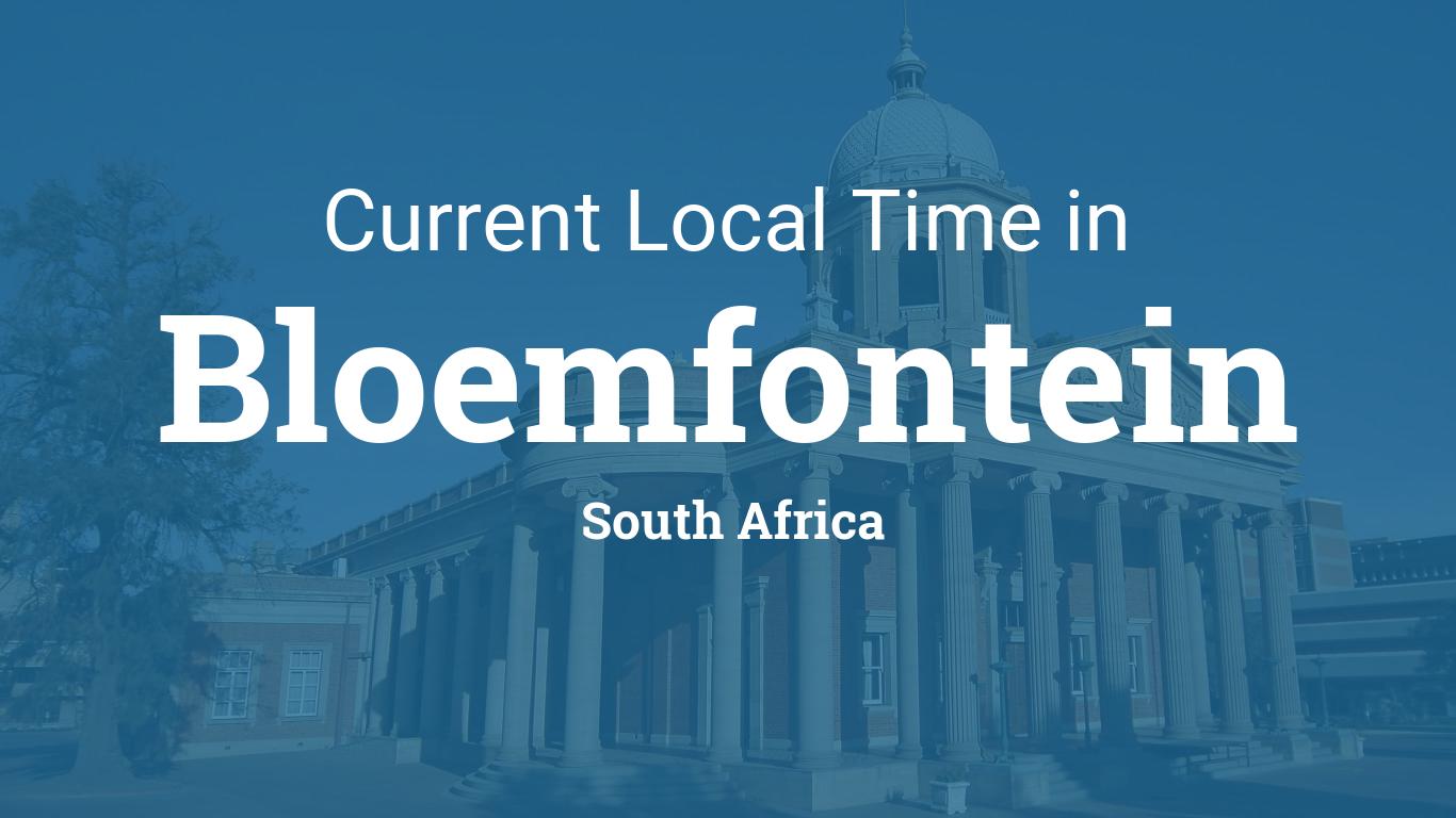 Bloemfontein dating site