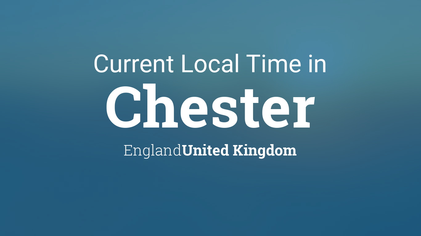 Map Of Chester Zoo England.Current Local Time In Chester England United Kingdom
