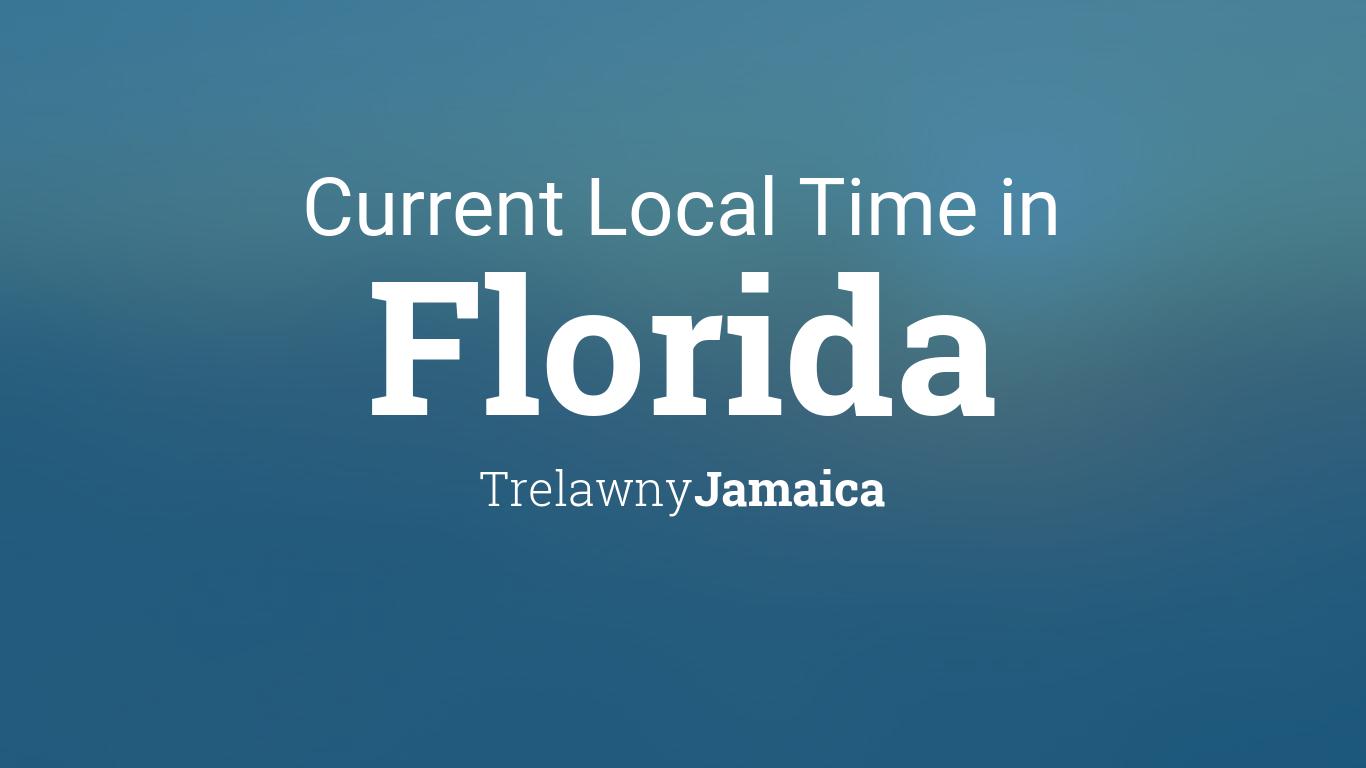 current local time in florida jamaica. Black Bedroom Furniture Sets. Home Design Ideas