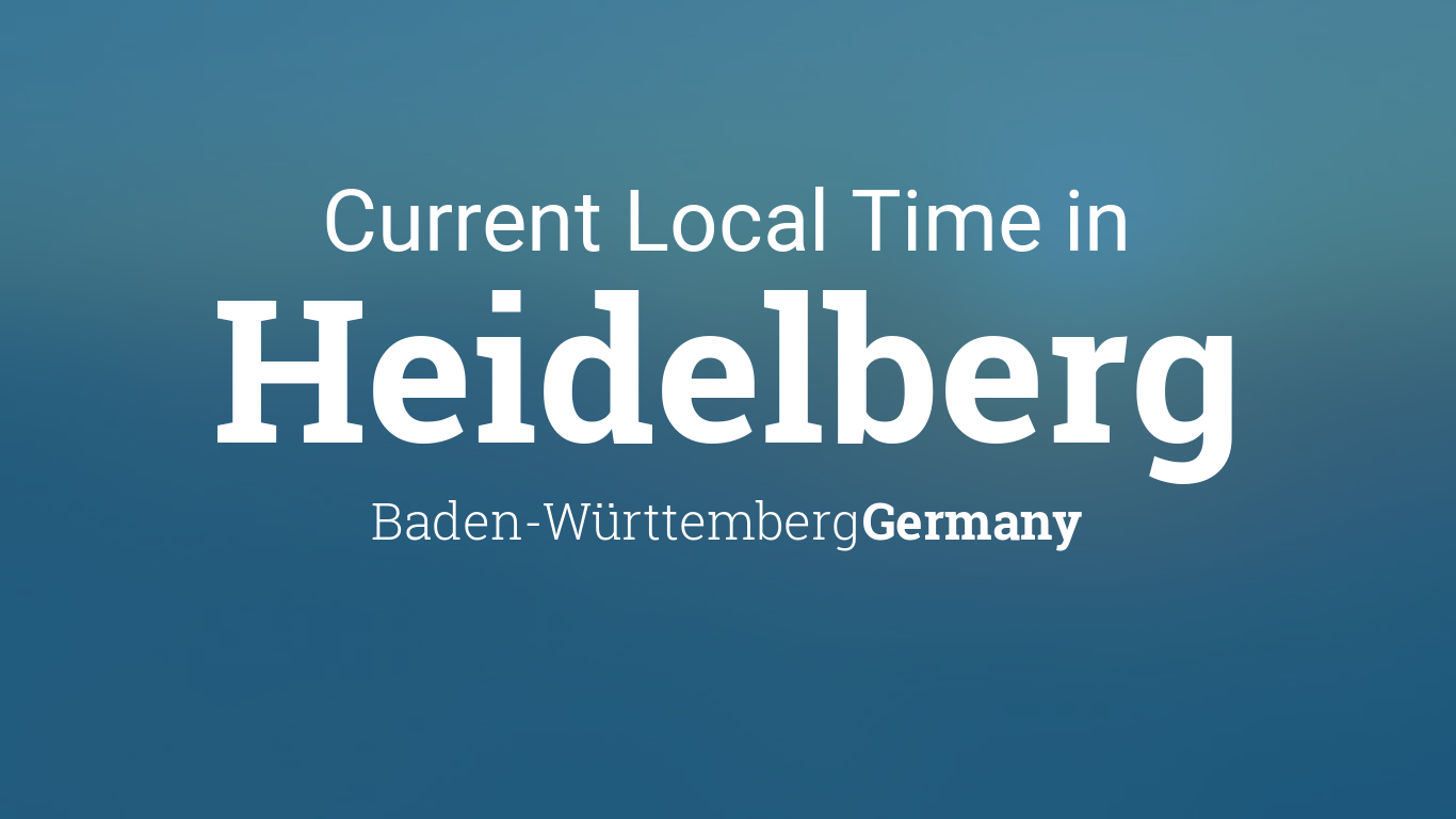 Time in Germany Converter Hours To minutes To Seconds frames