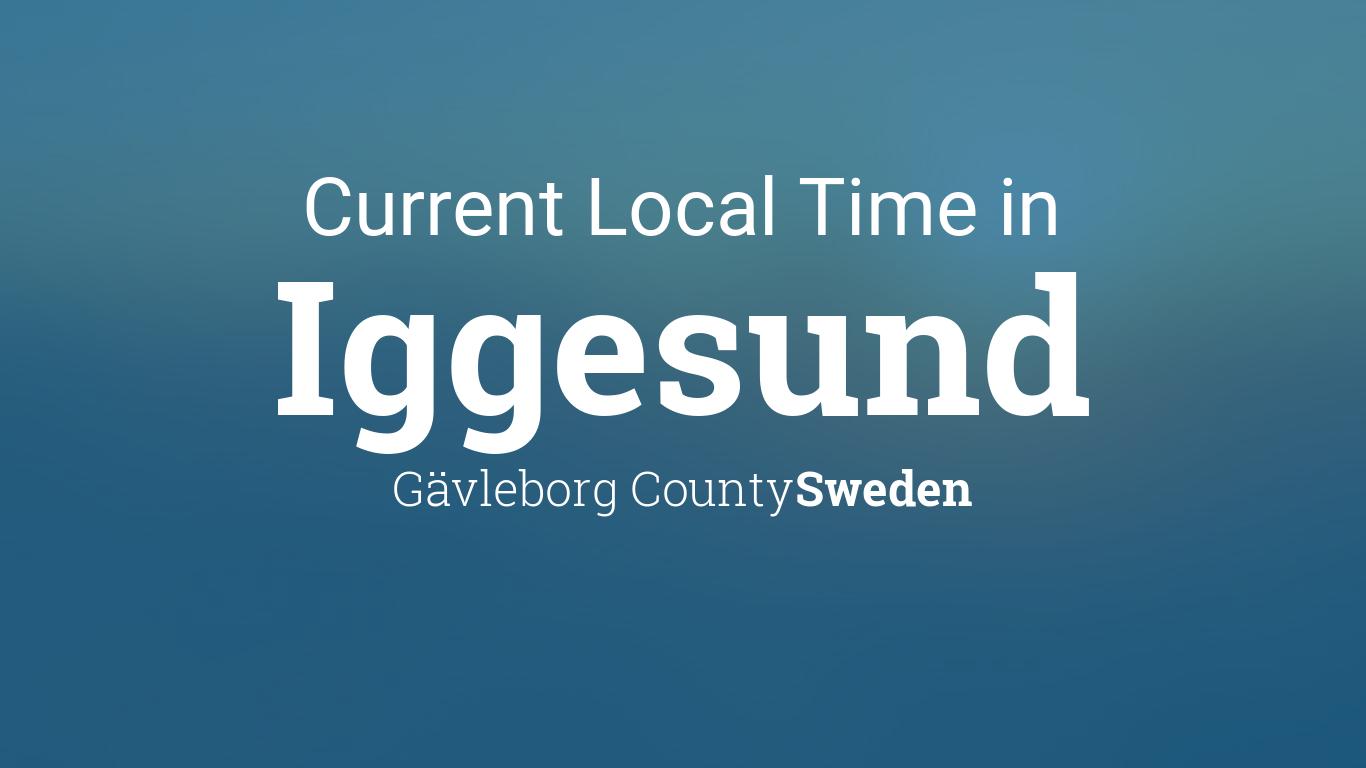 iggesund dating sweden