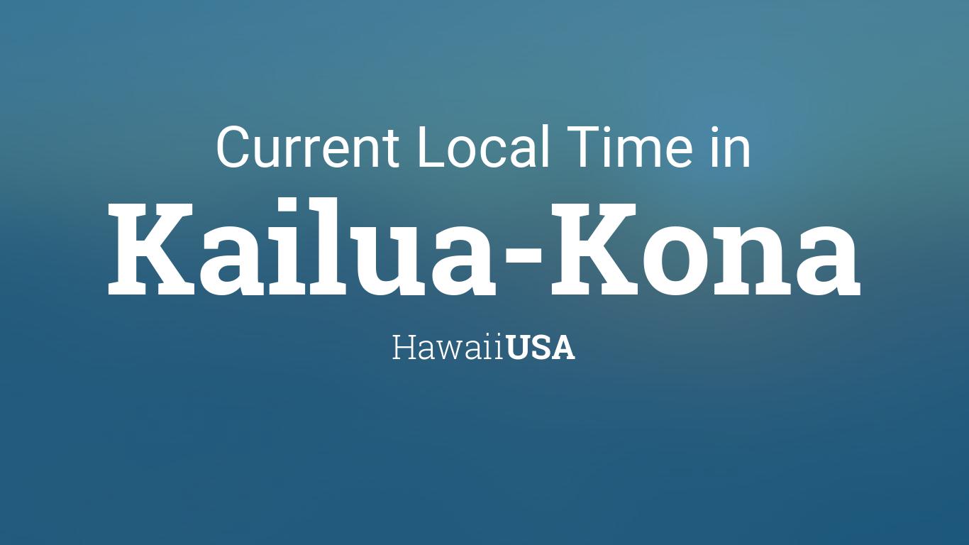 dating în kona hawaii