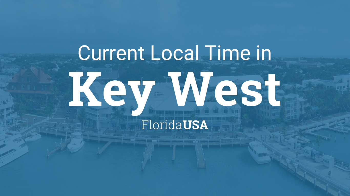 Key West Calendar Of Events 2022.Current Local Time In Key West Florida Usa