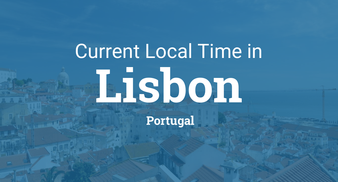 Portugal Time Zone