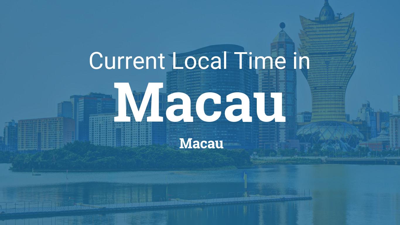 Macau Time
