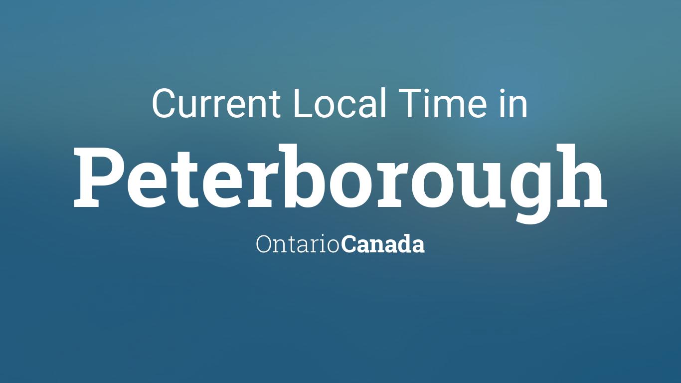 Peterborough Ontario online dating